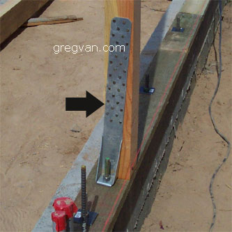 Structural Nail On Hold Down Sub Floor Framing Tips